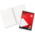5 Star A4 70gsm 100 Page Wirebound Ruled Notebook (3 Pack)