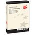 5 Star A4 80gsm Cream Coloured Office Copier Paper (500 Sheets)