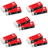 5 Star Plastic Eraser (10 Pack)