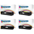 593-11040/41/33/37 (BK/C/M/Y) Compatible High Capacity Toner Cartridge Multipack