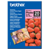 Brother BP61GLP Original 10x15cm Premium Glossy Photo Paper 190g x20