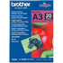 Brother BP71GA3 Original A3 Premium Plus Glossy Photo Paper 260g x20
