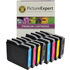 Brother LC1000 Bk/C/M/Y Compatible Black & Colour 8 Ink Cartridge Pack