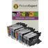 Brother LC1240 Compatible Black & Colour Ink Cartridge 10 Pack