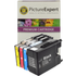 Brother LC1280XL Compatible High Capacity Black & Colour 4 Ink Cartridge Pack