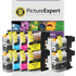 Brother LC129XL & LC125XL Compatible High Capacity Ink Cartridge 10 Pack