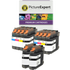 Brother LC223 Compatible Black & Colour Ink Cartridge 10 Pack