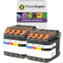 Brother LC223 Compatible Black & Colour Ink Cartridge 8 Pack