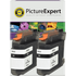 Brother LC223BK Compatible Black Ink Cartridge Twinpack