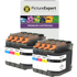 Brother LC227XL & LC225XL Compatible High Capacity Ink Cartridge 8 Pack