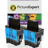 Brother LC900BK Compatible Black Ink Cartridge TWINPACK