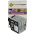 Brother LC985 Bk/C/M/Y Compatible Black & Colour 4 Ink Cartridge Pack