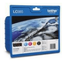 Brother LC-985 BK/C/M/Y (LC985VALBP) Original 4 Ink Cartridge Multipack