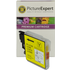 Brother LC985Y Compatible Yellow Ink Cartridge