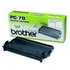 Brother PC-70 Original Thermal Transfer Ribbon