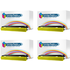 Brother TN-2005 Compatible Black Toner Cartridge QUADPACK