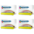 Brother TN-2110 Compatible Black Toner Cartridge QUADPACK