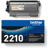 Brother TN-2210 Original Black Toner Cartridge