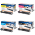 Brother TN-230 BK/C/M/Y Original Black & Colour Toner Cartridge 4 Pack