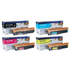 Brother TN-241BK & TN-245C/M/Y Original Black & High Yield Colours Toner Cartridge Multipack
