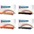 Brother TN-241BK/C/M/Y Compatible Toner Cartridge Multipack