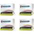 Brother TN-3030 Compatible Black Toner Cartridge QuadPack
