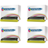 Brother TN-3060 Compatible High Capacity Black Toner Cartridge QUADPACK