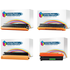 Brother TN-320BK/C/M/Y Compatible Black & Colour Toner Cartridge 4 Pack