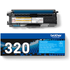 Brother TN-320C Original Cyan Toner Cartridge
