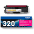 Brother TN-320M Original Magenta Toner Cartridge