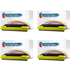 Brother TN-3230 Compatible Black Toner Cartridge QUADPACK