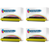 Brother TN-3280 Compatible Black Toner Cartridge QUADPACK