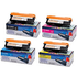 Brother TN-328BK/C/M/Y Original Extra High Capacity Black & Colour Toner Cartridge 4 Pack