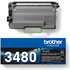 Brother TN-3480 Original Black Toner Cartridge