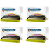 Brother TN-6600 Quadpack Compatible Black Toner Cartridge
