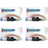 Brother TN-8000 Compatible Black Toner Cartridge QUADPACK