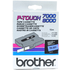 Brother TX-531 Original P-Touch Black on Blue Tape 12mm x 15m
