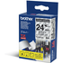 Brother TZE-S151 Original P-Touch Black On Clear Tape 24mm x 8m