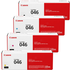 Canon 046 Original Black & Colour Toner Cartridge 4 Pack