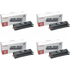 Canon 701 (BK/C/M/Y) Original Black & Colour Toner Cartridge Multipack