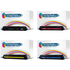 Canon 707 Bk,C,M,Y Compatible Black & Colour Toner Cartridge Multipack