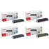 Canon 707BK/C/M/Y Original Black & Colour Toner Cartridge Multipack