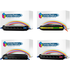 Canon 711 (BK/C/M/Y) Compatible Black & Colour Toner Cartridge Multipack