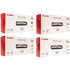 Canon 711BK/C/M/Y Original Black & Colour Toner Cartridge Multipack