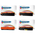 Canon 716 BK/C/M/Y Compatible Black & Colour Toner Cartridge Multipack