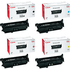 Canon 723HBK/C/M/Y Original Black & Colour Toner Cartridge Multipack