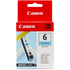 Canon BCI-6PC Original Photo Cyan Ink Cartridge