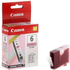 Canon BCI-6PM Original Photo Magenta Ink Cartridge