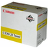 Canon C-EXV21 (0455B002) Original Yellow Toner Cartridge