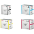 Canon C-EXV21 (BK/C/M/Y) Original Black & Colour Toner Cartridge Multipack